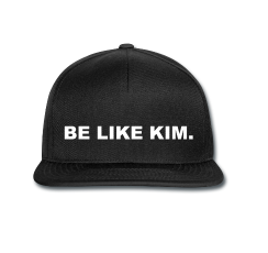 be like kim snapback