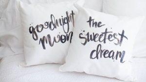 beter slapen kussens