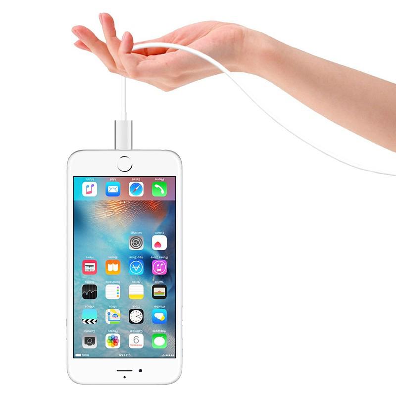 magnetische iphone oplader