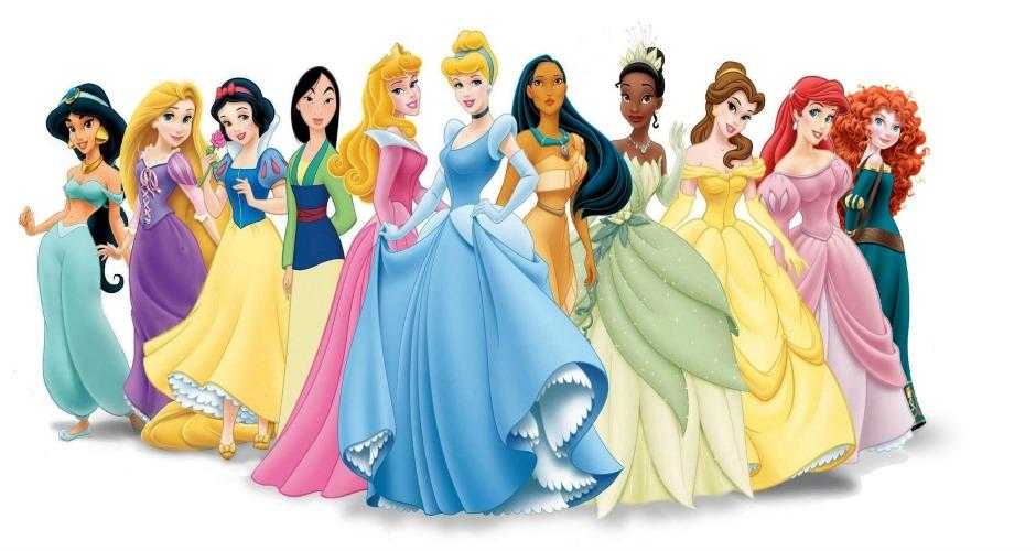 welke disney prinses ben jij