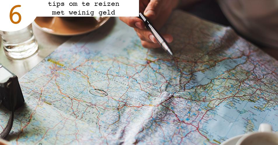 tips om te reizen met weinig geld