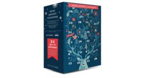 adventkalender met mini wijntjes