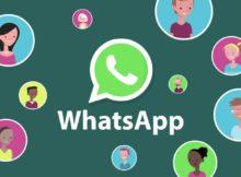 grote storing bij whatsapp