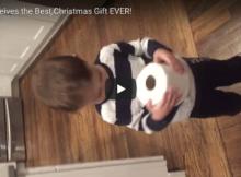 wc-rol als kerstcadeau