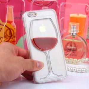 wijn telefoonhoesje
