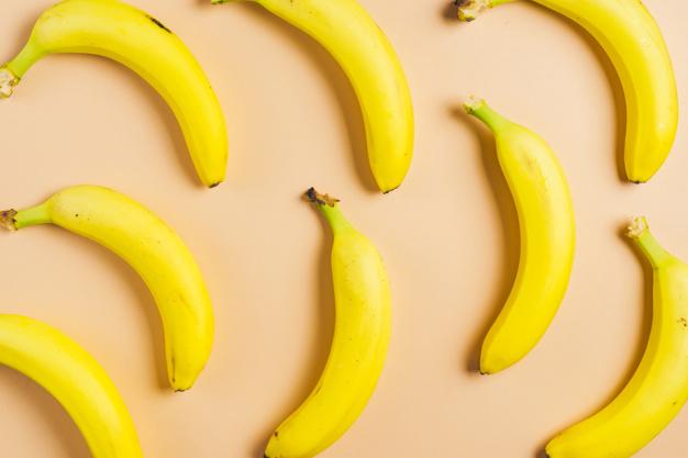 bananen achtergrond zoom