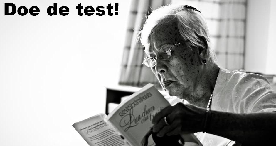 wij raden leeftijd test