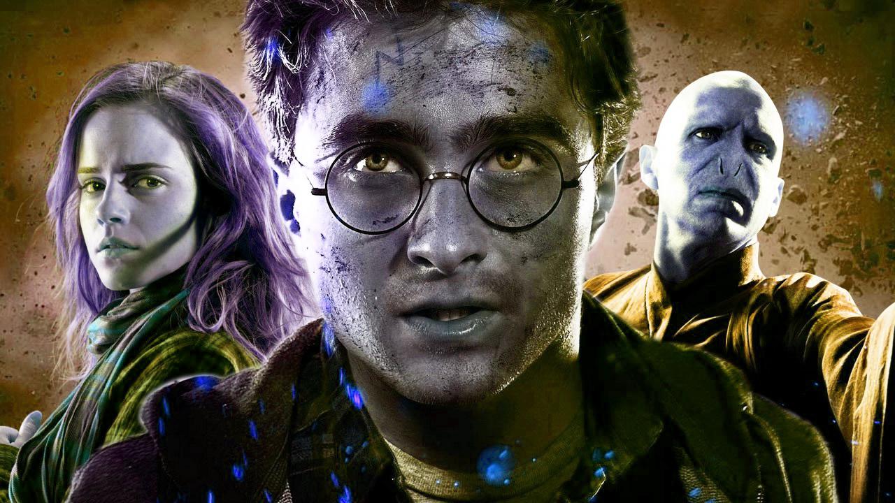 Welk Harry potter personage ben jij