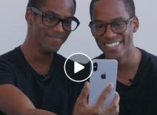Kan je de iPhone X gezichtsherkenning misleiden