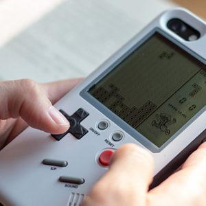 Gameboy iPhone hoesje